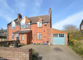 Thumbnail 3 bed semi-detached house for sale in Rollesby Road Fleggburgh, Great Yarmouth