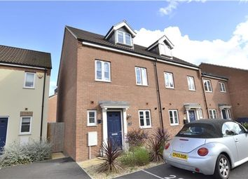 Thumbnail 4 bed end terrace house for sale in Tatenhill Close, Kingsway, Gloucester