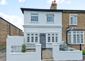 Thumbnail 3 bed end terrace house for sale in Westfield Road, Surbiton