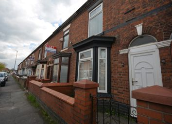 Thumbnail 2 bedroom terraced house for sale in West Street, Crewe