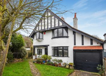 Thumbnail 4 bed detached house for sale in Pollards Hill North, London