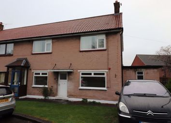 Thumbnail 2 bed flat to rent in Fairfield Gardens, Carlisle