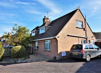 Thumbnail 4 bed semi-detached house for sale in Randels, Blandford Forum