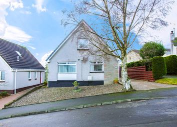 Thumbnail 4 bed detached house for sale in Hollybush Road, Crieff
