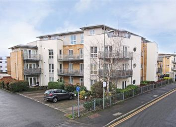 Thumbnail 2 bed flat for sale in Isis House, Bridge Wharf, Chertsey, Surrey