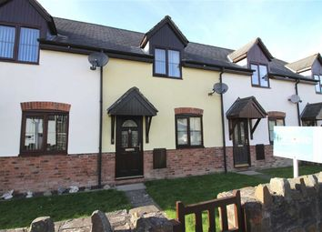 Thumbnail 2 bed terraced house for sale in 3, Cae Robert, Meifod, Powys