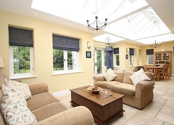 Thumbnail 4 bed detached house to rent in Nursery Close, Horsell, Woking