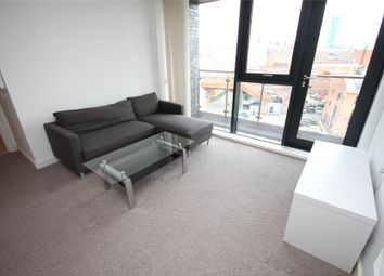 Thumbnail 2 bed flat for sale in Saville Place, Potato Wharf, Manchester