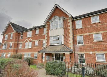 Thumbnail 1 bed flat for sale in Cobham Close, Enfield, Middlesex