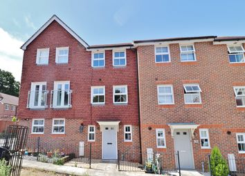 Thumbnail 3 bed town house for sale in Mescott Meadows, Hedge End, Southampton