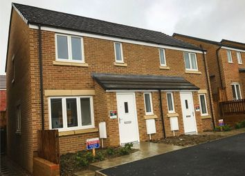 Thumbnail 3 bed semi-detached house to rent in Seawell Road, Weldon, Corby, Northamptonshire