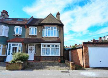 Thumbnail 3 bed end terrace house for sale in Craigen Avenue, Croydon