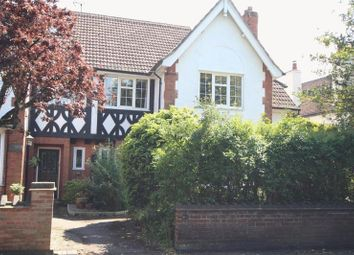 Thumbnail 4 bed semi-detached house for sale in Shilton Road, Barwell, Leicester