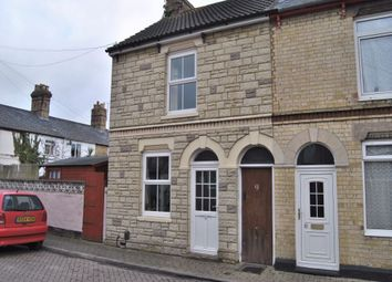Thumbnail 2 bed end terrace house for sale in Sayer Street, Huntingdon