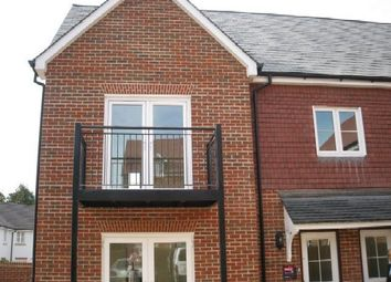 Thumbnail 2 bedroom maisonette to rent in Hill Road, Wiltshire
