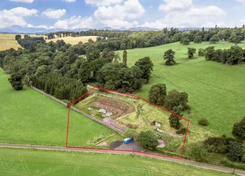 Thumbnail Land for sale in The Walled Garden, Bridge Of Allan