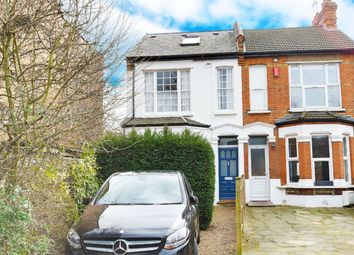 Thumbnail 4 bed end terrace house for sale in Cromwell Road, Muswell Hill, London