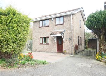 Thumbnail 3 bed detached house for sale in Stonehaven Drive, Fearnhead, Warrington