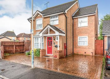 Thumbnail 3 bedroom detached house for sale in Harold Wood, Romford, Havering