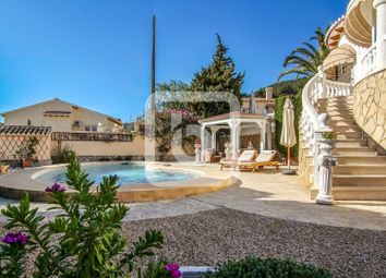 Thumbnail 3 bed villa for sale in Calpe, Costa Blanca, 03710, Spain
