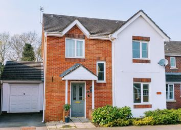 Thumbnail 4 bed detached house for sale in Sword Hill, Caerphilly