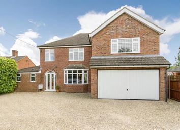Thumbnail 5 bed detached house for sale in Mill Road, Cranfield, Bedford, Bedfordshire
