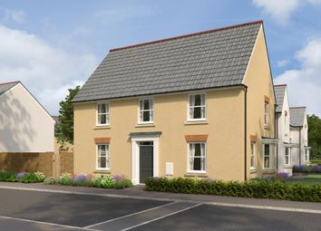 "Thumbnail 4 bed detached house for sale in ""Cornell"" at Post Hill, Tiverton"