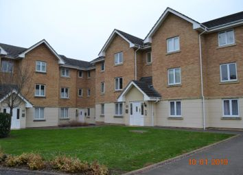Thumbnail 2 bed flat to rent in Lloyd Close, The Quadrangle, Cheltenham