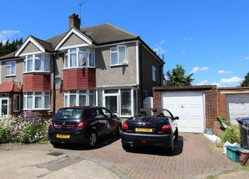Thumbnail 1 bedroom semi-detached house to rent in Somerset Close, New Malden