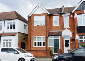 Thumbnail 4 bed semi-detached house for sale in Pretoria Road, London