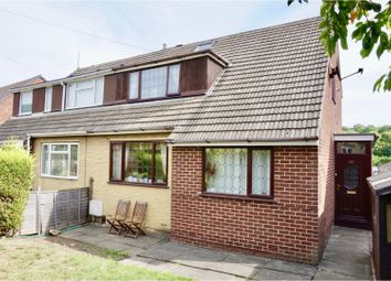 Thumbnail 4 bed semi-detached house for sale in Penistone Road, Huddersfield