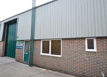Thumbnail Warehouse to let in Unit 4 Forest Close, Verwood