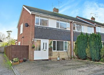 3 bed end terrace house for sale in Lingfield Close, Old Basing, Basingstoke RG24
