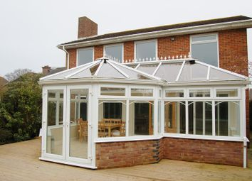 Thumbnail 4 bed property to rent in Ramley Road, Pennington, Lymington