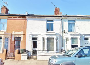 Thumbnail 2 bedroom terraced house for sale in Westfield Road, Southsea