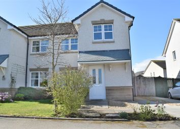 3 bed semi-detached house for sale in Duffus Crescent, Elgin IV30