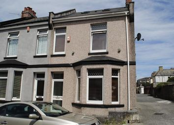 Thumbnail 3 bedroom property for sale in Plymouth, Devon