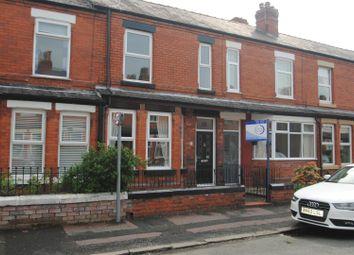 Thumbnail 2 bed terraced house to rent in Warburton Street, Stockton Heath, Warrington