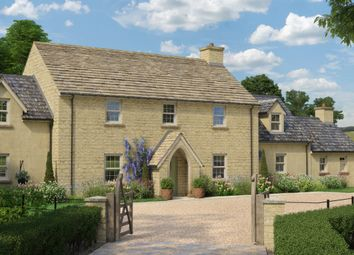 Thumbnail 4 bedroom detached house for sale in Boscombe Lane, Horsley, Stroud