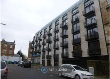 Thumbnail 1 bed flat to rent in Woodlands, Glasgow