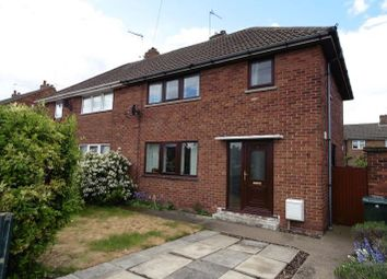 Thumbnail 3 bed semi-detached house for sale in Abbey Road, Dunscroft, Doncaster