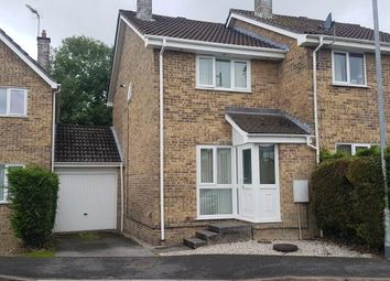 Thumbnail 2 bed semi-detached house for sale in St.Austell, Cornwall