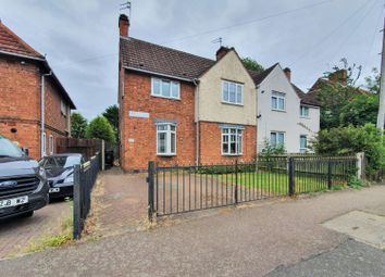 Thumbnail 3 bed semi-detached house for sale in Audley End, Leicester