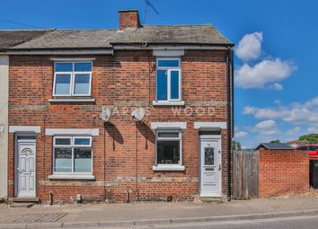 Thumbnail 2 bed end terrace house for sale in Harwich Road, Colchester