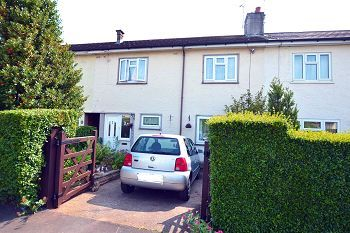 Thumbnail 3 bed terraced house for sale in Princess Drive, Bollington, Macclesfield