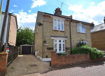 Thumbnail 2 bed cottage to rent in Lea Road, Hoddesdon