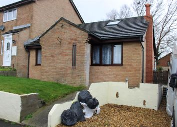 Thumbnail 1 bed bungalow for sale in Wordsworth Avenue, Priory Park, Haverfordwest