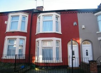 Thumbnail 2 bed property to rent in Benedict Street, Bootle
