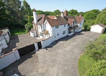 Thumbnail 5 bedroom detached house for sale in Partridge Lane, Rusper, Horsham