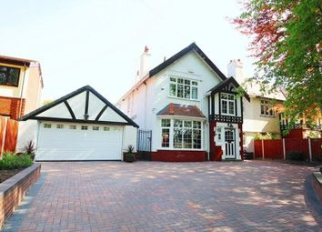 Thumbnail 4 bed semi-detached house for sale in The Serpentine, Grassendale, Liverpool